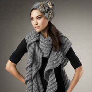 DVF Ludgate Cascade Scarf on Sale!